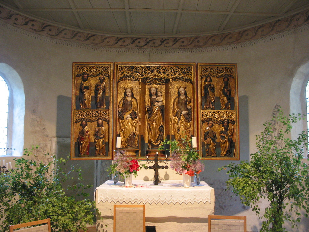 Altarbereich