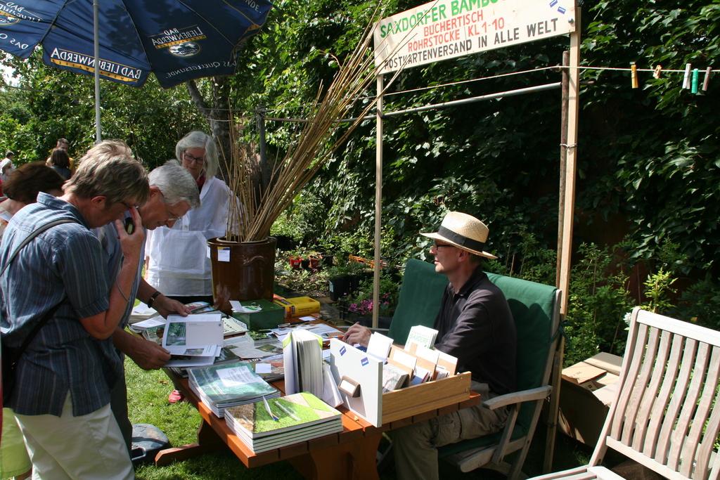 Bambusfest 2009