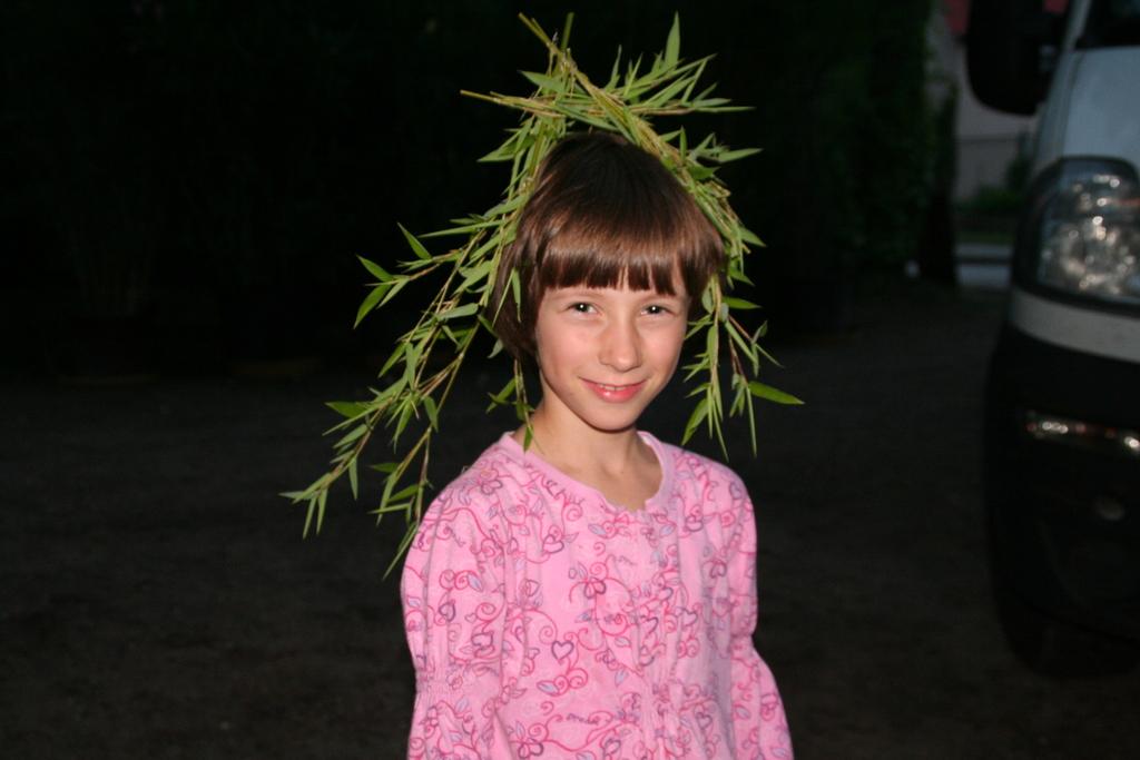 Bambusfest 2010 - die Vorbereitungen