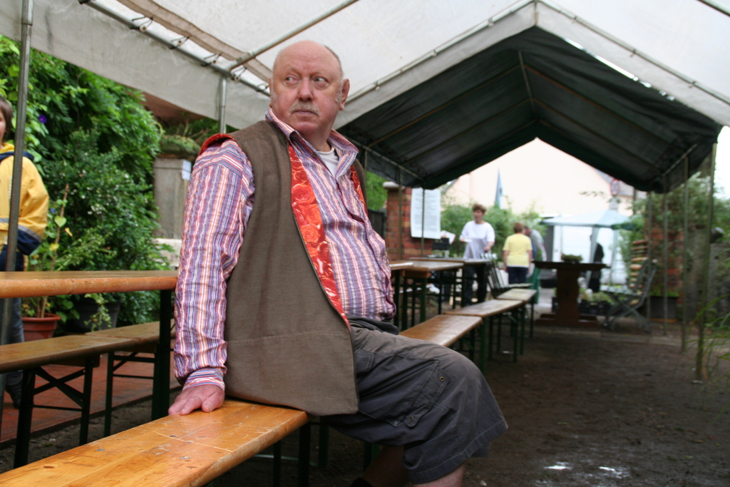Bambusfest 2010 Ja wo bleiben denn die Besucher?