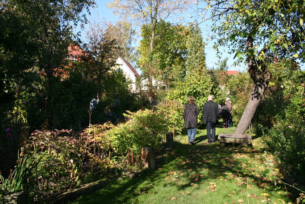 75. Geburtstag Hanspeter Bethke Ein wunderschöner Herbsttag.