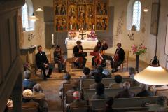 """Konzert """"Tanzen und Springen"""", Gambenconsort Dresden, Yves Michael Schiffner - Countertenor"""