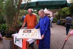 Bambusfest: Festtorte 2006