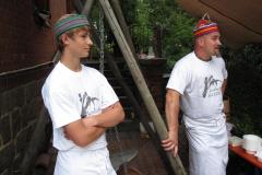 Bambusfest 2010 Bereit für den Ansturm ...