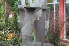 Metallskulptur