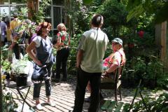 Rosenfest 2011: Fachgespräche